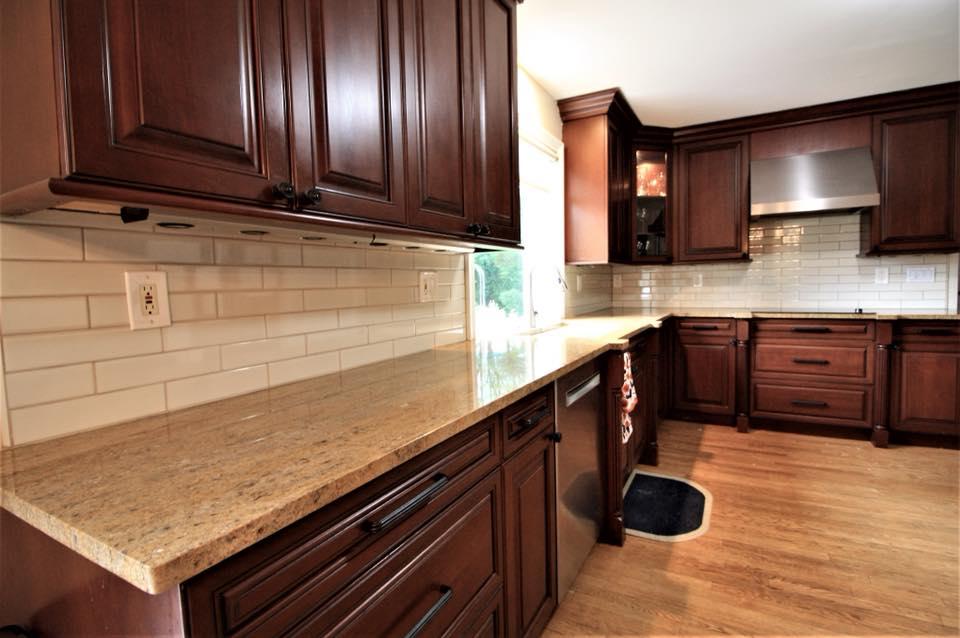 Kitchen Renovation BWF Construction