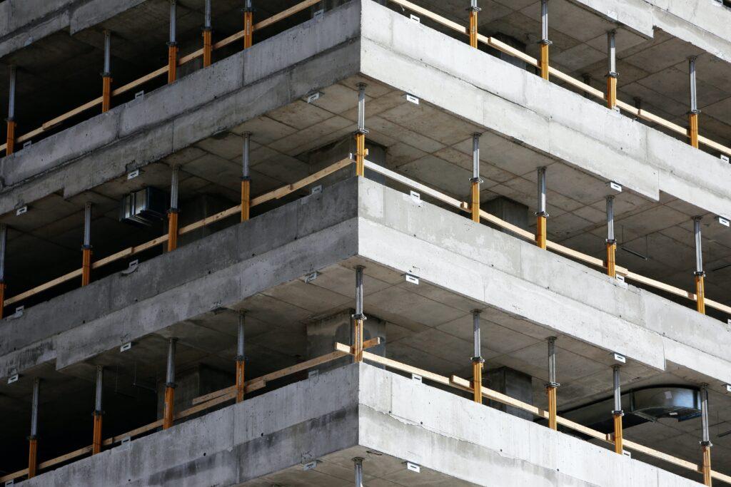 Concrete BWF Construction